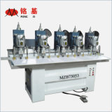 Multi Heads Woodworking Hinge Drilling Machine