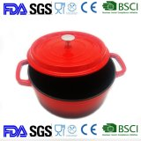 Enamel Cast Iron Cookware Manufacturer BSCI, LFGB, FDA Approved
