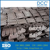 Cast Iron Tsubaki Transmission Engineering Df3498 Double Flex Conveyor Roller Chain