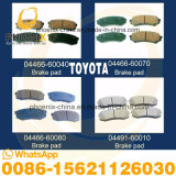 Semi-Metal Automobile Front Rear Disc Toyota Land Cruiser Auto Parts Brake Pads with Wholesale Price
