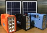 Solar LED Light Home Lighting Kits Hand Reading System Mobile Phone Charger 1W*3PCS Light