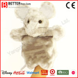 Stuffed Mouse Plush Animal Rat Toy Hand Puppet for Kids