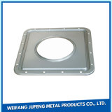 OEM Carbon Steel Sheet Metal Fabrication Stamping Separator Plate/Division Plate with Galvanized Service