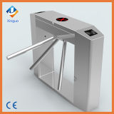 Automatic 304 Stainless Steel Security Tripod Turnstile Barrier Gate