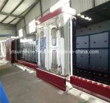 Vertical Automatic Double Glazing Glass Machine, Double Glazed Glass Machine