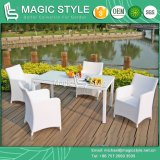 Hot Sales Chair Garden Chair Rattan Dining Set Patio Chair Dining Chair (Magic Style) Classical Chair