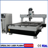 180 Degree Spindle Rotating 4 Axis Wood Atc CNC Carving Machine
