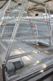 Chicken Cage with Automatic Manure Removal Equipment System (A Type Frame)