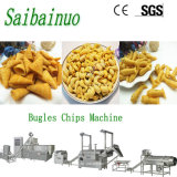 Frying Hollow Bugles Chips Machine