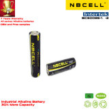 Non-Rechargeable 1.5V Lr03 AAA Battery Super Alkaline Battery/Dry Battery (AA, C, D, 9V, 6LR61)
