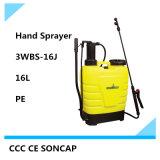 16 Liters Agriculture Knapsack Muanl Sprayer Price (3WBS-16J)