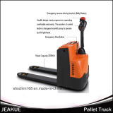 1.5ton Walkie Battery Two Masts Full Electric Stacker