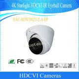 Dahua 4K Starlight Hdcvi IR Eyeball CCTV Camera Suppliers Waterproof Surveillance Digital Video Camera (HAC-HDW2802T-Z-A/HAC-HDW2802T-Z-A-DP)