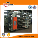 Four Color Flexographic Printing Machine Plastic Film