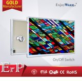 ERP Lot20 Non-Pollution Carbon Crystal Heating Panel Wall Mounted Heater with IR Heating Element