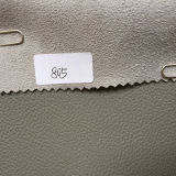 High Quality PVC Leather for Top Brand Car Seat (HS-PVC1613)