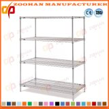 Adjustable Wire Shelves Corner Wire Shelving Units Contemporary Home (Zhw141)