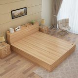 Hot Selling Cheap Modern Wooden Bed