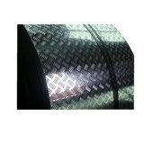 Bright Finish Aluminum Checkered Plates with Five Bar