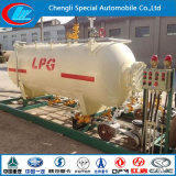 LPG Skid Station 5t 10000 Liters Sale in Nigeria Ghana