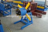 3 Tons High Quality Large Capacity Manual Decoiler