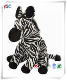 Customized Design Zebra Plush Stuffed Animal Plush Toy Gifts for Kids 12 Inches
