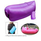 2016 New Product Outdoor Inflatable Sleeping Airbag, Hangout Pocket Sleeping Bag Wholesale