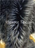 Luxury Blue Rccon Imiataion Fur for Collars