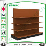 Hypermarket Island Display Shelf for Wholesale