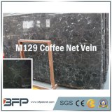 Natural Grey Marble Slabs for Floor Tiles, Bathroom Wall Tile