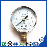 Ordinary Stlye Pressure Gauge Manometer From Chinese Factory