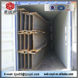 Hot Rolled Mild JIS Structure Steel, H Beam Steel Factory