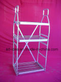 3 Layers Metal Shelf /Metal Display Stand/Metal Exhibition Stand (DR-02)