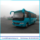 7.5m 30 Seats LHD/Rhd Long Distance Coach Bus