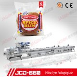 Cheap High Quality Bun Pack Machine Packing 12 Kinds of Products