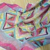 Geometric Pattern Printed Tulle Wedding Embroidered Chiffon Lace Fabric