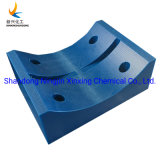 Custom-Made UHMWPE Pipe Support/Cable Support