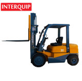 China Most Recommended Forklift Fd30 3 Tons Diesel Counterbalance Forklift Truck with Japanese Isuzu Engine
