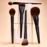 Private Label New 2020 Full Set Luxury Black Cosmetics Makeup Brushes Set