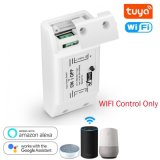Tuya WiFi Breaker 10A WiFi Smart Circuit Breaker with Timer Setting APP Remote Work with Alexa/Google Assistant Voice Control