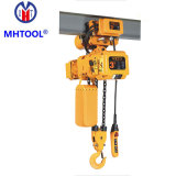 3ton Wireless Remote Electric Chain Hoist with Overload Cluch for Crane