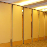 Soundproof Folding Room Divider Partition Walls for Hotel Banquet Hall