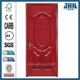 Interior Mahogany Paint Red Wood Prehung Veneer Door