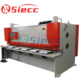 QC12y-4X2500 Chinese Suppliers Swing Beam Shearing Machine Steel Plate