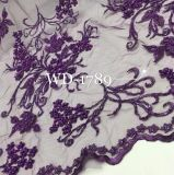 Wholesale Beaded Emberoidery Lace Fabric