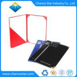 Custom Leather Certificate Folder A4 Size with Metal Corners