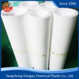Pure White Color PTFE Moulded Sheet Customize Thickness Width Length