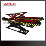 Turn Plate Used 5 Ton Electric Hydraulic Scissor Lift