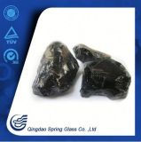 Black Color Glass Rocks