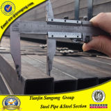 Hot Rolled Black Square Steel Tube with Anti-Rust Oil Covered